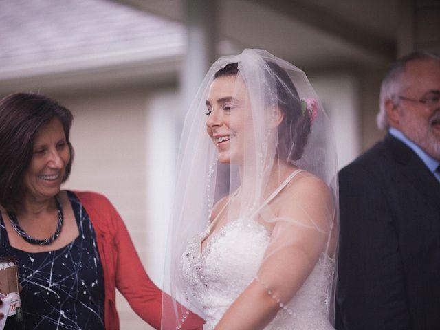 Shane and Ana's wedding in Wiarton, Ontario 13