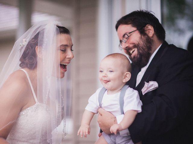 Shane and Ana's wedding in Wiarton, Ontario 1