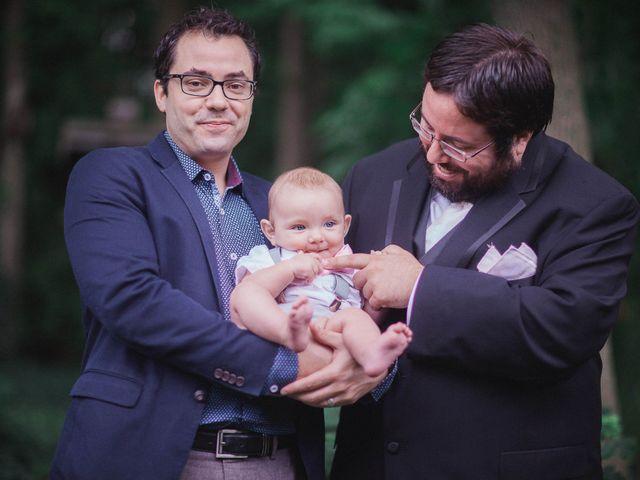 Shane and Ana's wedding in Wiarton, Ontario 31