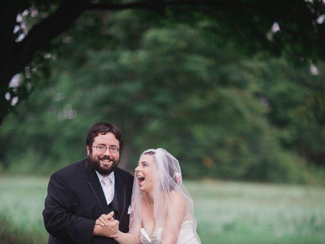 Shane and Ana's wedding in Wiarton, Ontario 40
