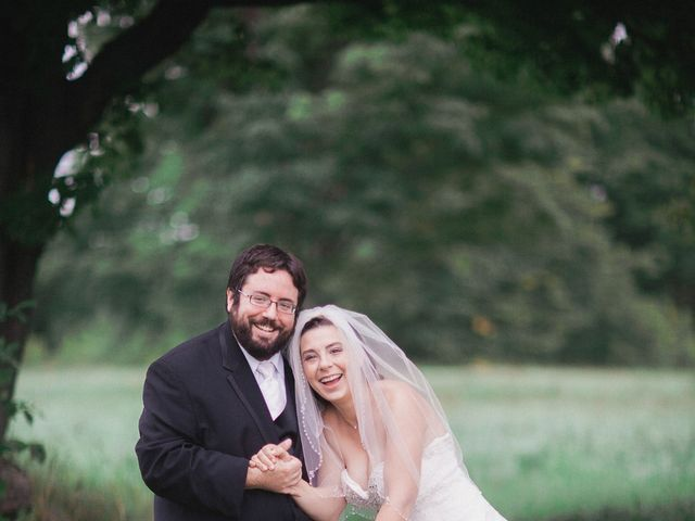 Shane and Ana's wedding in Wiarton, Ontario 2