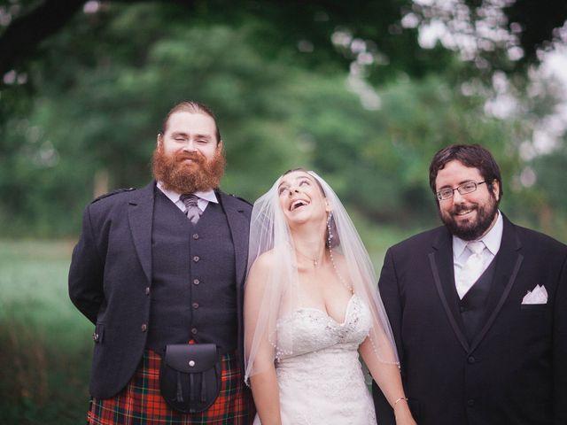 Shane and Ana's wedding in Wiarton, Ontario 44