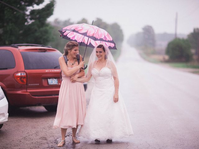 Shane and Ana's wedding in Wiarton, Ontario 46