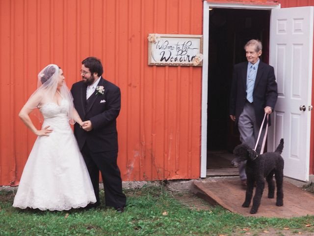 Shane and Ana's wedding in Wiarton, Ontario 55