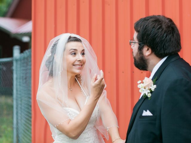 Shane and Ana's wedding in Wiarton, Ontario 56