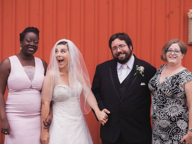 Shane and Ana's wedding in Wiarton, Ontario 58