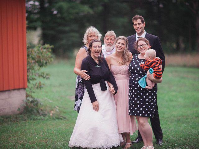 Shane and Ana's wedding in Wiarton, Ontario 86