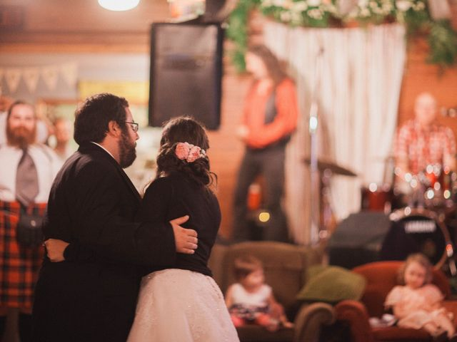Shane and Ana's wedding in Wiarton, Ontario 92