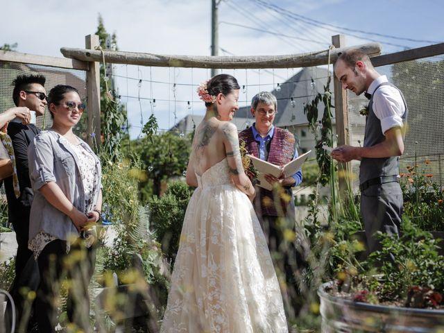 Timothy and Artemis's wedding in Victoria, British Columbia 22