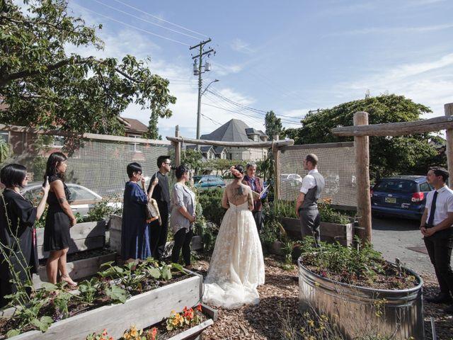 Timothy and Artemis's wedding in Victoria, British Columbia 24