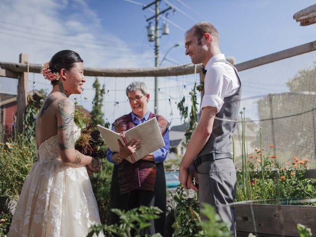 Timothy and Artemis's wedding in Victoria, British Columbia 26