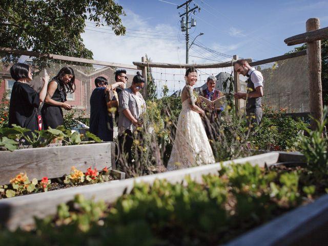 Timothy and Artemis's wedding in Victoria, British Columbia 27