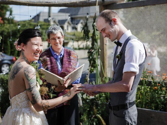 Timothy and Artemis's wedding in Victoria, British Columbia 28