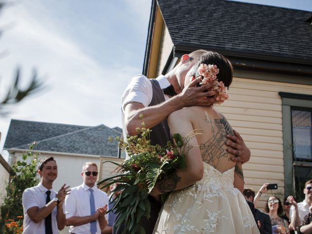 Timothy and Artemis's wedding in Victoria, British Columbia 29