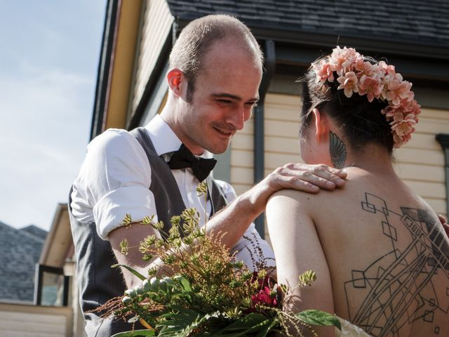 Timothy and Artemis's wedding in Victoria, British Columbia 30