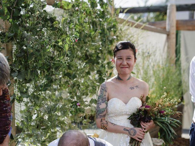 Timothy and Artemis's wedding in Victoria, British Columbia 31
