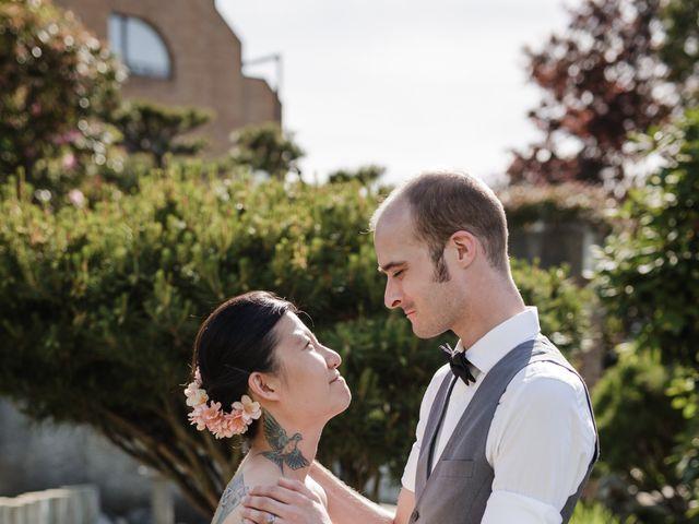 Timothy and Artemis's wedding in Victoria, British Columbia 35