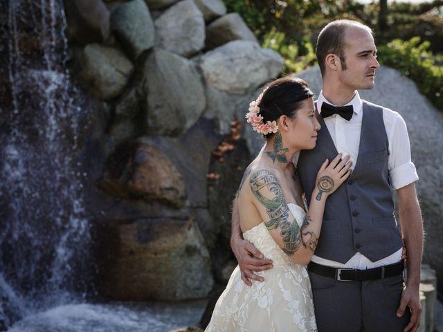 Timothy and Artemis's wedding in Victoria, British Columbia 36