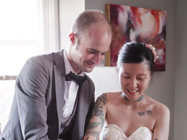 Timothy and Artemis's wedding in Victoria, British Columbia 50