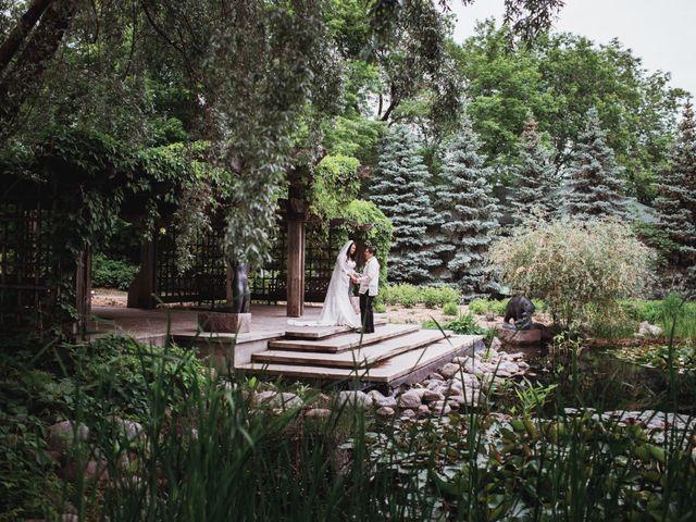 The wedding of Ren and Kat