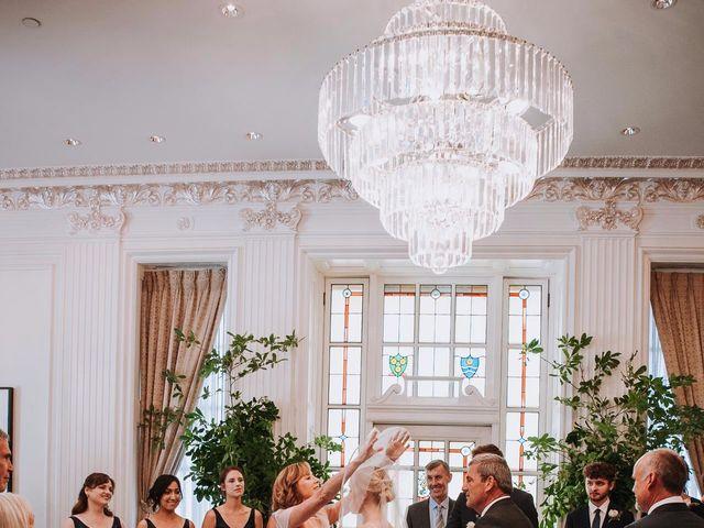 Richard and Rachael's wedding in Vancouver, British Columbia 11