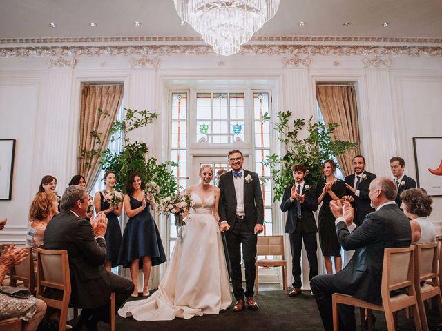 Richard and Rachael's wedding in Vancouver, British Columbia 2