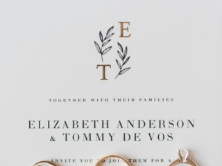 The wedding of Elizabeth and Tommy 2