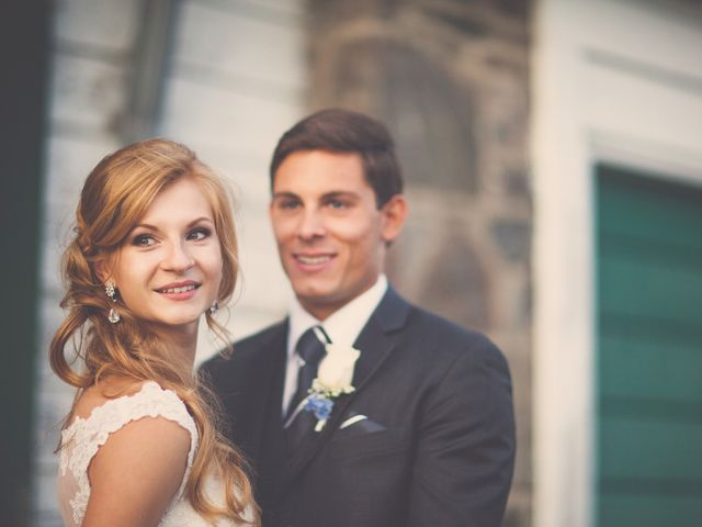 The wedding of Anna and Steve