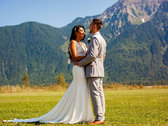 Joane and Mike's wedding in Agassiz, British Columbia 6