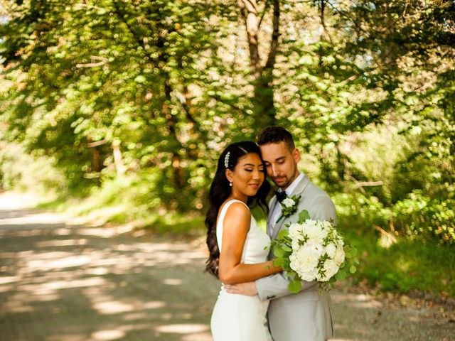 Joane and Mike's wedding in Agassiz, British Columbia 7