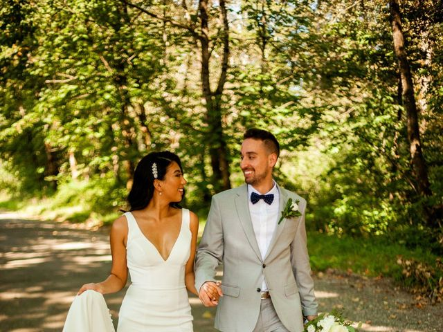 Joane and Mike's wedding in Agassiz, British Columbia 9