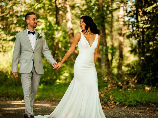 Joane and Mike's wedding in Agassiz, British Columbia 11