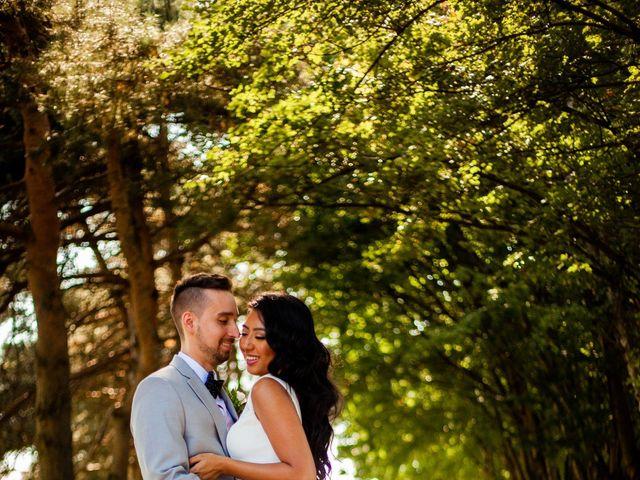 Joane and Mike's wedding in Agassiz, British Columbia 13