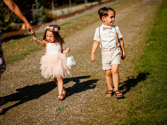 Joane and Mike's wedding in Agassiz, British Columbia 16