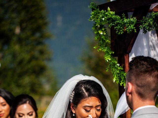 Joane and Mike's wedding in Agassiz, British Columbia 18