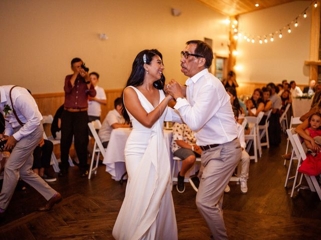 Joane and Mike's wedding in Agassiz, British Columbia 40