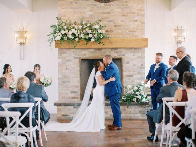 The wedding of Alex and Adam
