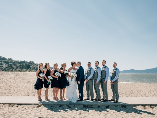 Kevan and Adora's wedding in Vancouver, British Columbia 7