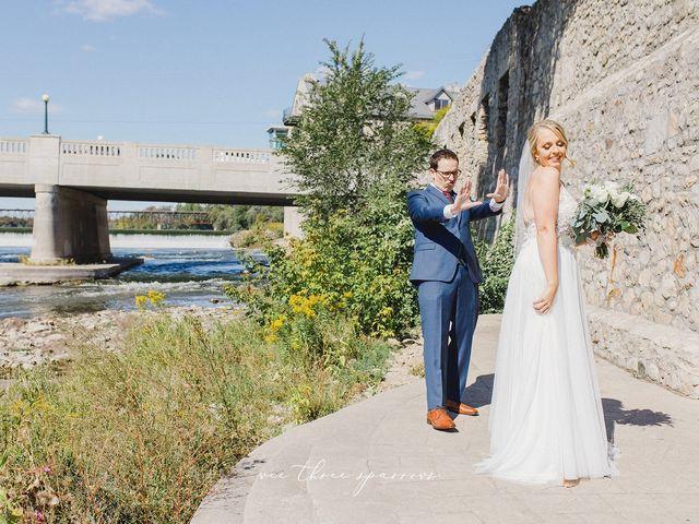 Don and Jacqueline's wedding in Cambridge, Ontario 6