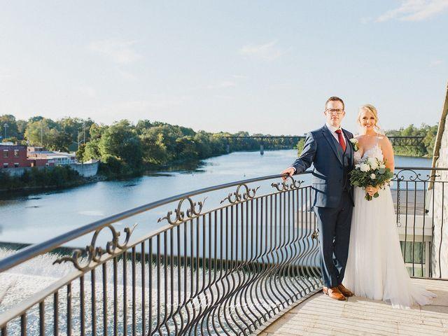 Don and Jacqueline's wedding in Cambridge, Ontario 1