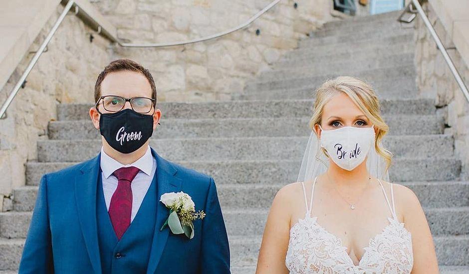 Don and Jacqueline's wedding in Cambridge, Ontario