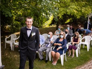 The wedding of Theresa and Dylan 2
