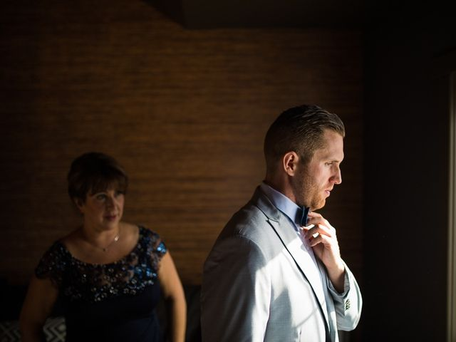 Adam and Sarah's wedding in Canmore, Alberta 5