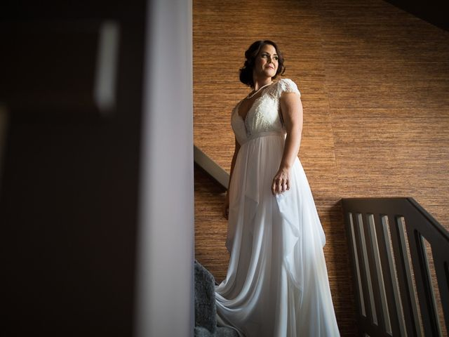 Adam and Sarah's wedding in Canmore, Alberta 6