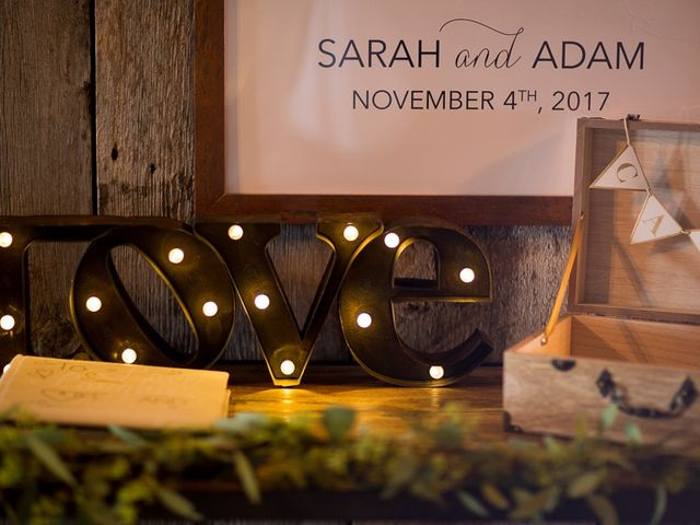 Adam and Sarah's wedding in Canmore, Alberta 8