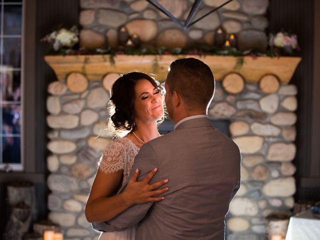 Adam and Sarah's wedding in Canmore, Alberta 19