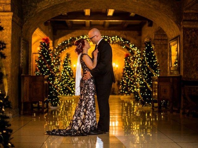 The wedding of Elisabeth and Randy