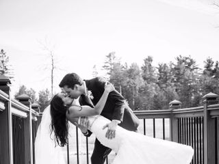 The wedding of Candace  and Mike