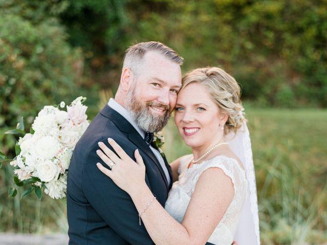The wedding of Angela and Jarrod
