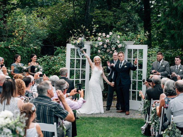 Clarance and Amber's wedding in Chilliwack, British Columbia 4